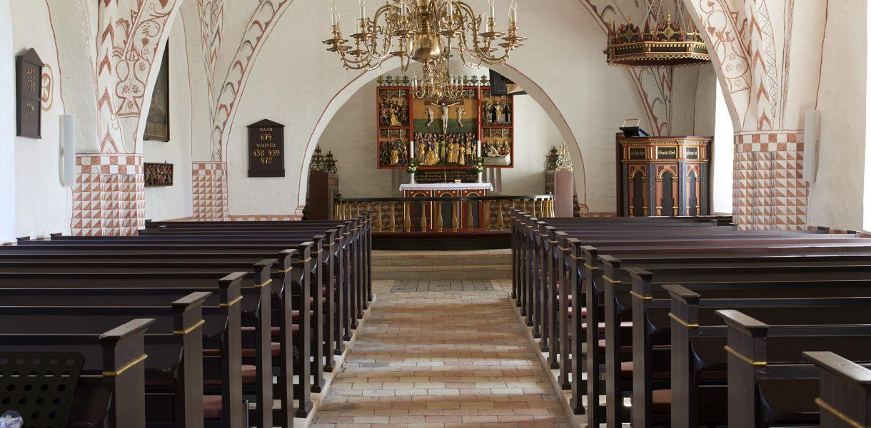 Gudme Kirke 19